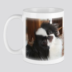 "Japanese Chin ""Palm Pilot"" Mug"