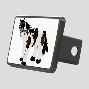 Paint Pony Rectangular Hitch Cover