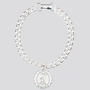 4 Words - Angels Watch Over Me - Melanoma Charm Br