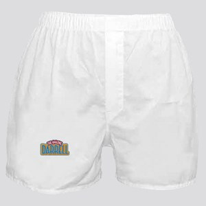 The Amazing Darrell Boxer Shorts