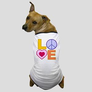 Love Art Dog T-Shirt