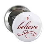 I Believe (fancy) Button