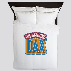 The Amazing Dax Queen Duvet