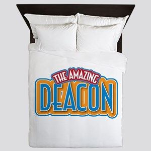 The Amazing Deacon Queen Duvet