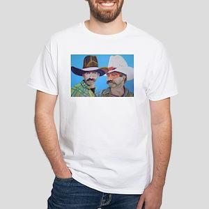 Cowboys White T-Shirt