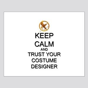 Keep Calm Costume Designer Hunger Games Small Post