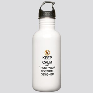 Keep Calm Costume Designer Hunger Games Stainless
