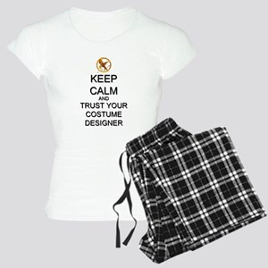 Keep Calm Costume Designer Hunger Games Women's Li