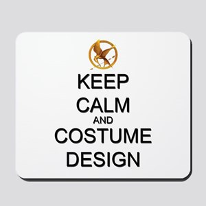 Cinna Quote Hunger Games Mousepad