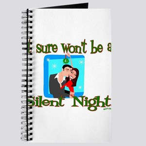 Won't be a Silent Night Journal