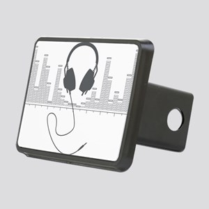 Headphones with Audio Bar Graph in Grey Hitch Cove