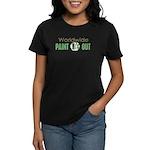 IPAP WORLDWIDE Paint Out Women's Classic T-Shirt