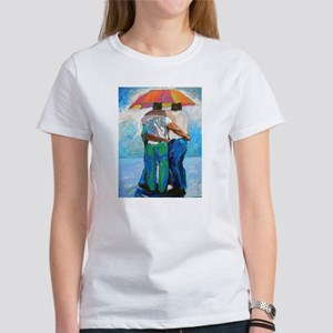 Happy Rain Bears Women's T-Shirt