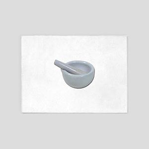 CeramicMortarPedestal112311 5'x7'Area Rug