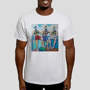 The Three Bears Ash Grey T-Shirt