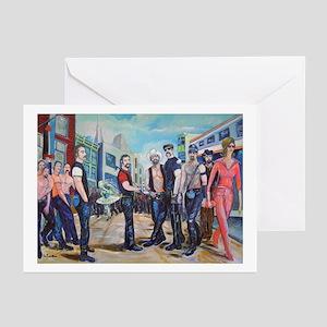 Folsom Street Greeting Cards (Pk of 10)