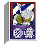 Society of the 3ID Xmas Cards (Pk of 10)