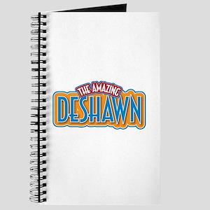 The Amazing Deshawn Journal
