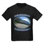Blue skies winding roads T-Shirt