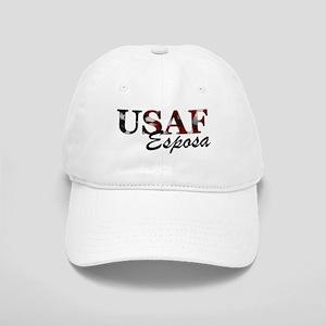 USAF Esposa (Bandera) Cap