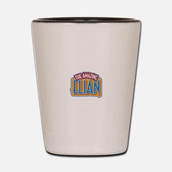 The Amazing Elian Shot Glass