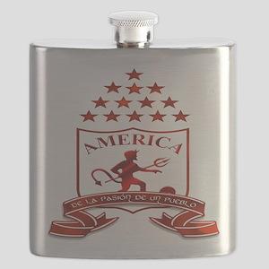 America de Cali Flask