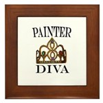 IPAP WORLDWIDE Paint Out Framed Tile