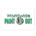 IPAP WORLDWIDE Paint Out Postcards (Package of 8)