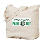 IPAP WORLDWIDE Paint Out Tote Bag