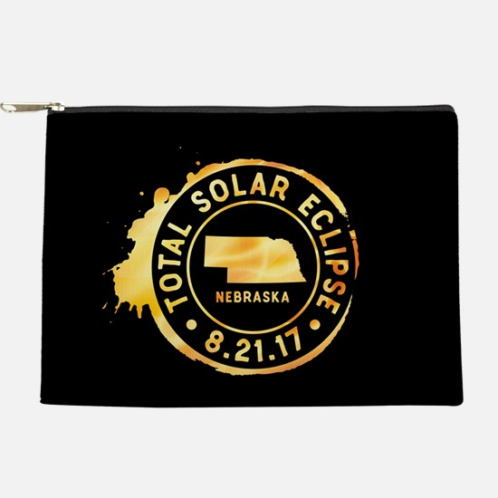 Eclipse Nebraska Makeup Pouch