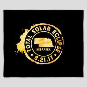 Eclipse Nebraska King Duvet