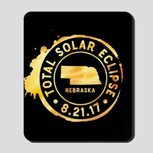 Eclipse Nebraska Mousepad