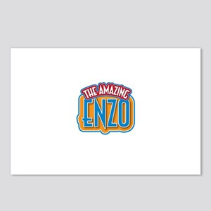 The Amazing Enzo Postcards (Package of 8)