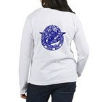 Two-sided Women's Long Sleeve T-Shirt