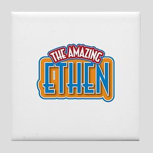 The Amazing Ethen Tile Coaster