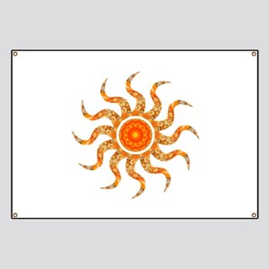 Wild Sun Jewel Banner