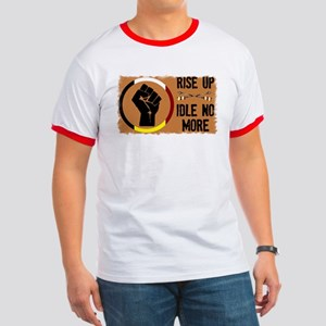 Rise Up - Idle No More T-Shirt