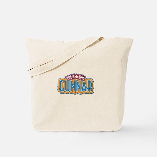 The Amazing Gunnar Tote Bag