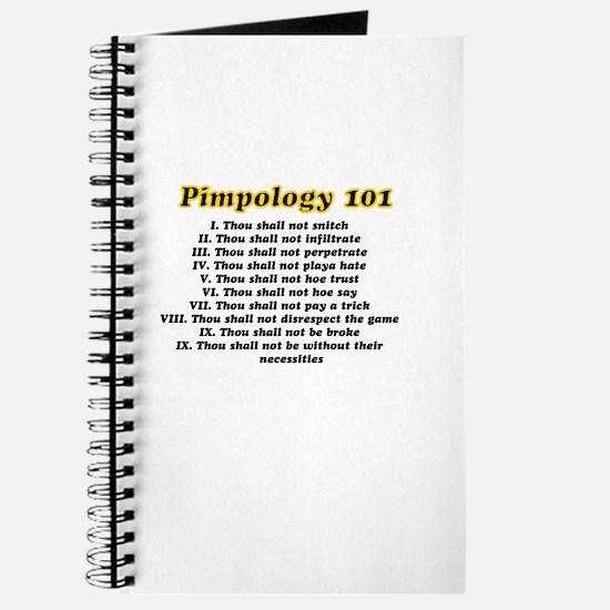 Cool Pimp Journal