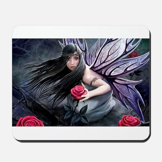 Rose Fairy Mousepad