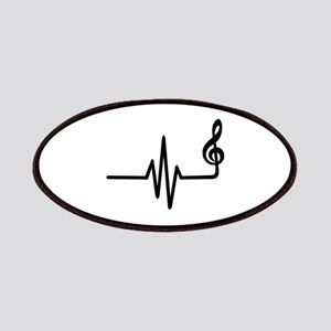 Frequency music note Patches