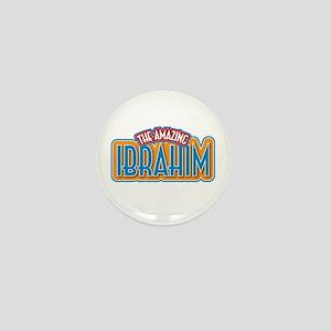 The Amazing Ibrahim Mini Button