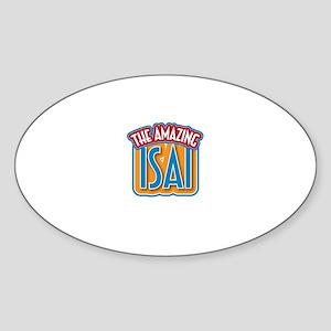 The Amazing Isai Sticker
