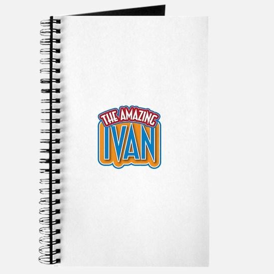 The Amazing Ivan Journal