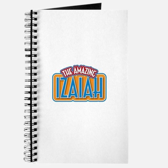 The Amazing Izaiah Journal