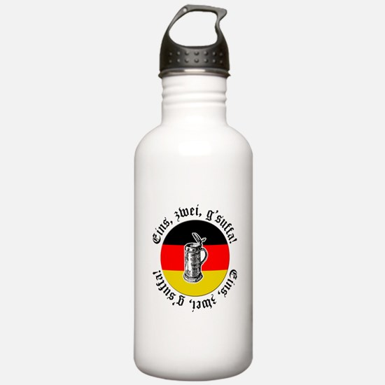 Oktoberfest Toast Water Bottle