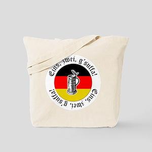 Oktoberfest Toast Tote Bag