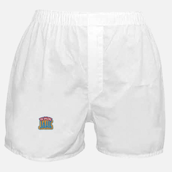 The Amazing Jake Boxer Shorts