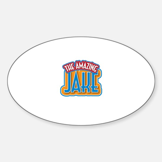 The Amazing Jake Decal