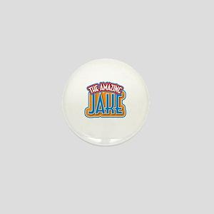 The Amazing Jake Mini Button
